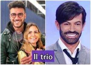 Gianni Sperti Claudia Dionigi Lorenzo Riccardi