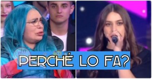 Loredana Berté vs Gaia Gozzi