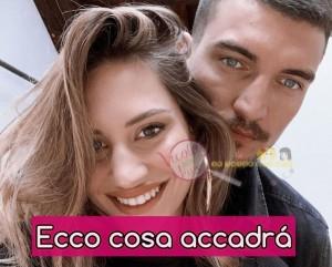 Marco Fantini e Beatrice valli