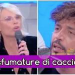 Maria De Filippi e Armando Incarnato sfuriata