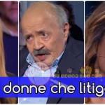 Maurizio Costanzo vs Alessandra Celentano