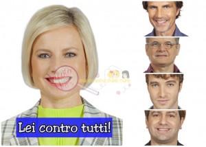 gfvip Antonella Elia contro tutti