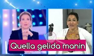 Aida Nizar live non é la D'Urso