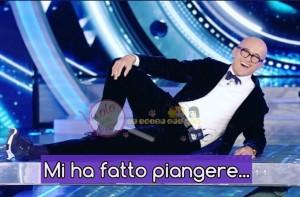 Alfonso Signorini gfvip 4