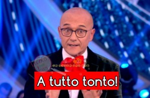 Alfonso Signorini grande fratello vip