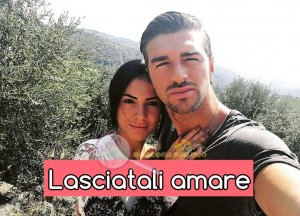 Andrea Damante e Giulia De Lellis amarsi