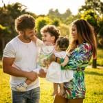 Marco e Romina famiglia 1