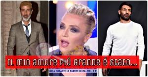 Paola Barale Raz Degan Gianni Sperti