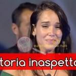 Paola di Benedetto vittoria gfvip