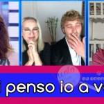 Paolo Ciavarro e Clizia Incorvaia Live non é la D'Urso 1