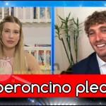 Paolo Ciavarro e Clizia Incorvaia Live non é la D'Urso