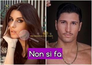 Valentina Vignali vs Gianmarco Onestini