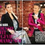 pupo e Wanda Nara intervista