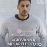 Alessandro Graziani intervista uomini e donne