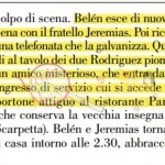 Belen e Stefano articolo 2
