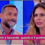 Enzo Capo e Pamela Barretta trono over