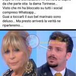 Fabrizio Cilli uomini e donne 5