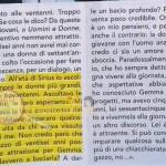 Giorgio Manetti risposta Sirius