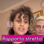 Giulia molino e Francesco bertoli