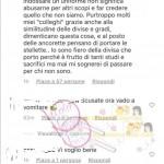 La Marina  messaggi contro Nicola Vivarelli 3