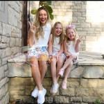 MykaStauffer e figlie