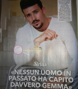 Nicola Vivarelli intervista uomini e donne
