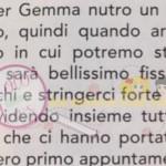 Nicola vivarelli risposta su gemma