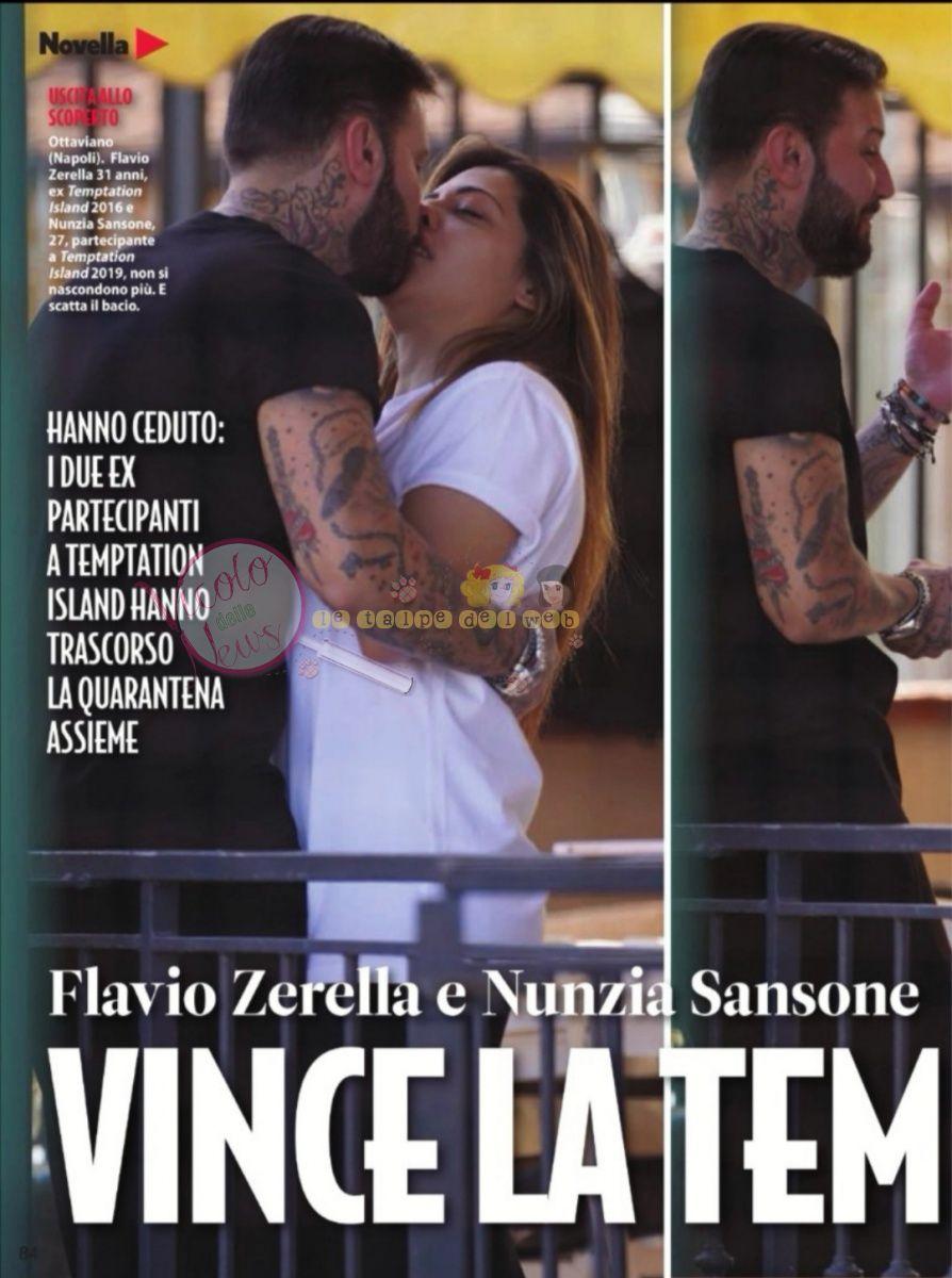 Nunzia Sansone e Flavio Zerella 1