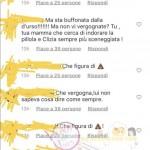 Paolo e Clizia commenti negativi 4