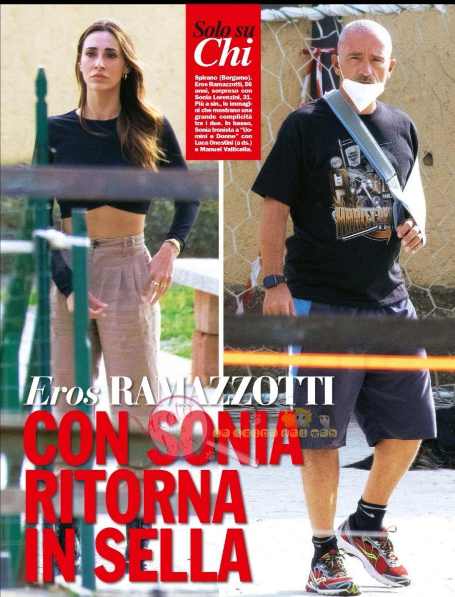 Sonia Lorenzini e eros Ramazzotti 4