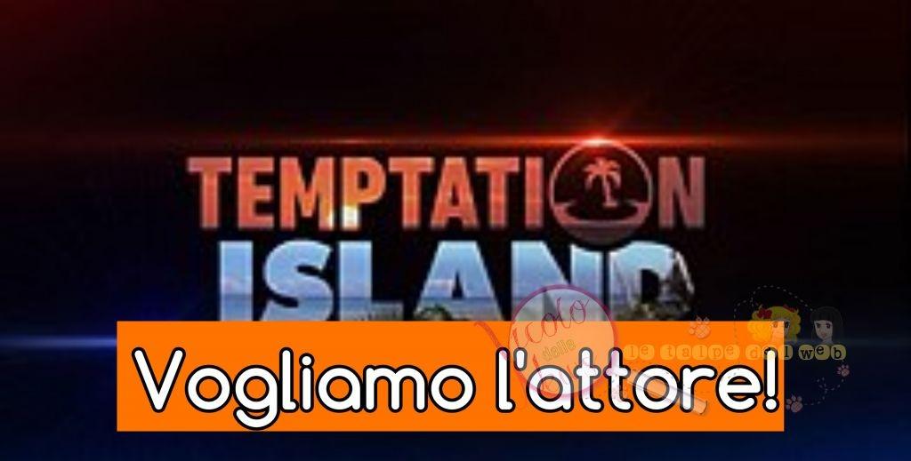 Temptation Island attore