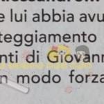 alchimista risposta su Alessandro Graziani