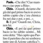 clizia e Paolo risposte