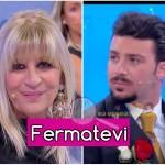 gemma Galgani e Nicola vivarelli uomini e donne