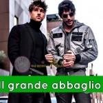 Andrea Damante e Ignazio Moser