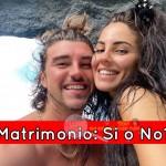 Andrea damante e Giulia de lellis matrimonio