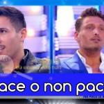 Gianmarco Onestini e Gennaro Lillio live non é la D'Urso