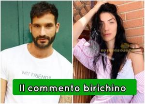 Giovanna Abate e Sammy Hassan uomini e donne