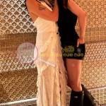 Giovanna con la mamma