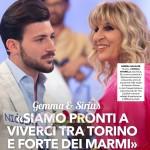 Nicola Vivarelli e Gemma Galgani uomini e donne