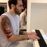 Alberto piano