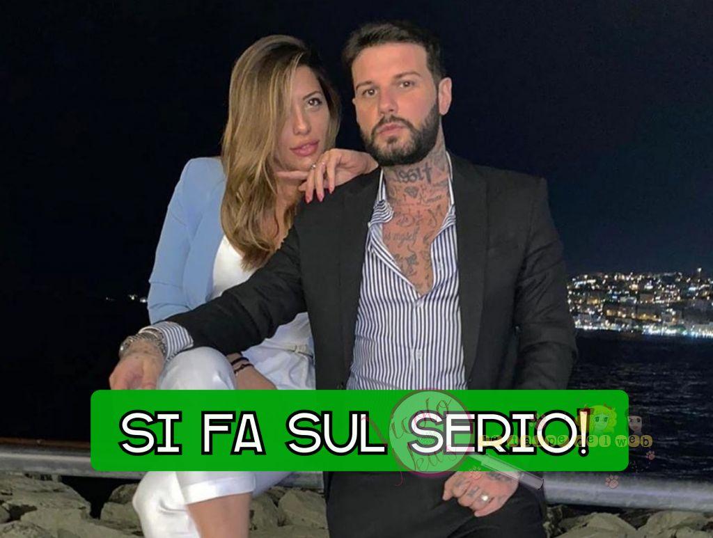 Flavio Zerella e Nunzia Sansone