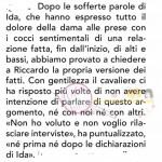Riccardo Guarnieri risposta