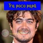 Riccardo Scamarcio papá