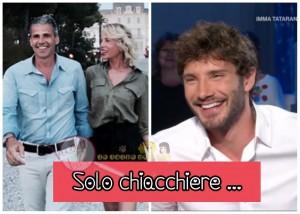 Stefano De Martino Alessia Marcuzzi