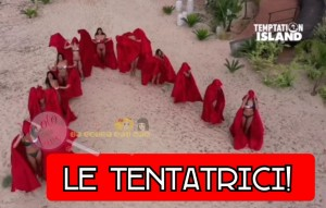 le tentatrici Temptation Island