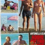 Antonella Elia e Pietro