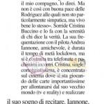Cristina Buccino chi