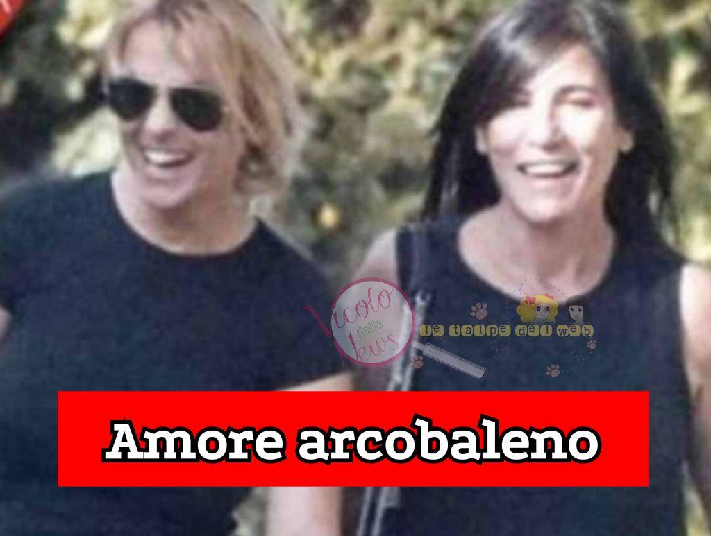 Paola Turci e Francesca Pascale amore