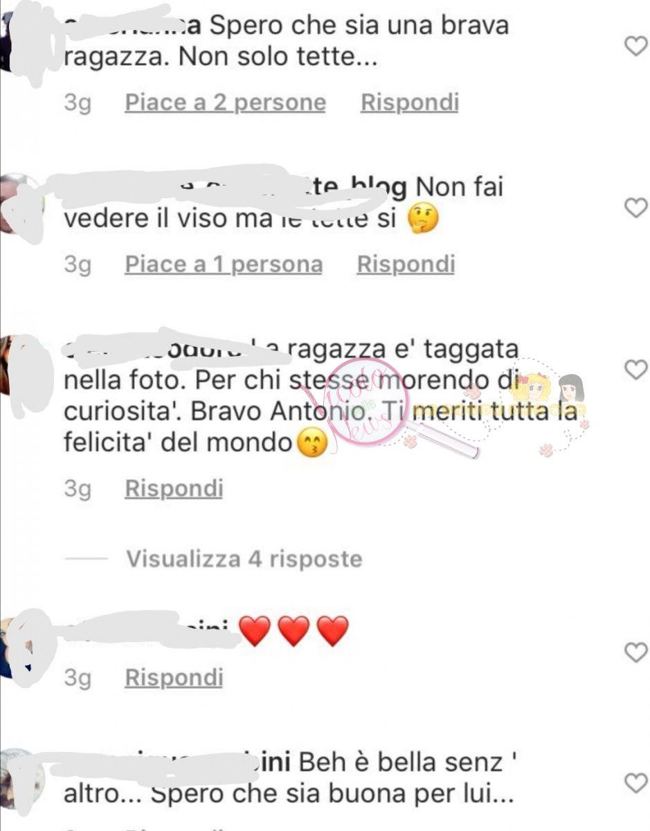 commenti Antonio